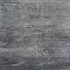 H2O comfort square 60x60x4 cm nero/grey