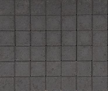 Betonstraatsteen half 8 cm antraciet