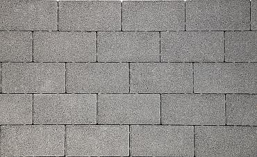 Nature top betonstraatsteen 6 cm spotted grey mini facet komo