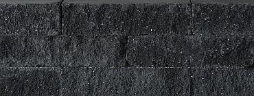 Splitrock XL trommel 15x15x60 cm antraciet