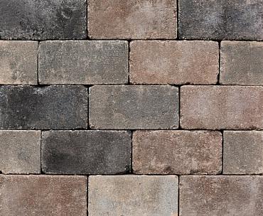 Antieke trommel betonstraatsteen 6 cm siepatico