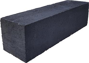 Linea 12,5x12,5x45 cm antraciet