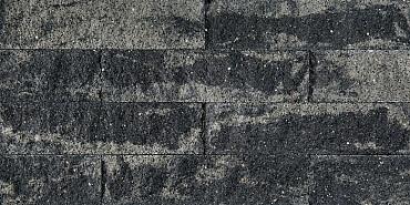 Splitrock XL 15x15x60 cm grijs/zwart