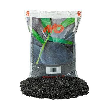 Voegsplit 0,5-2,5 mm black sparkle (zwart glimmend) zakgoed 20 kg