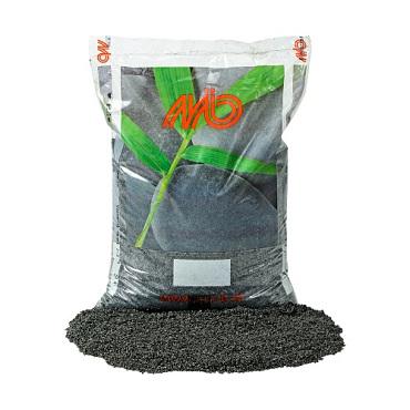 Voegsplit 1-3 mm zwart (grijs/zwart) zakgoed 20 kg