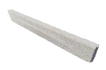 Betonband 6x15x100 grijs