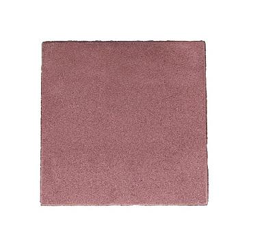 Tegel 50x50x5 cm rood komo