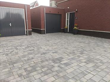 Patio straight exclusive 7 cm nero/grey