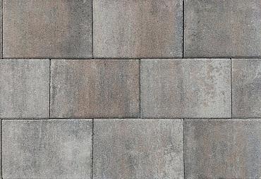 Design square 20x30x4 cm ocean