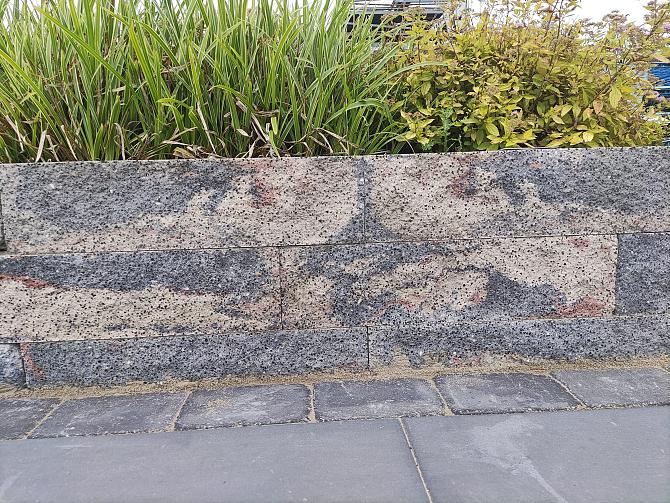 Splitrock XL 15x15x60 cm tricolore