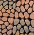 Keigrassteen 45x45x10 cm bruin gv