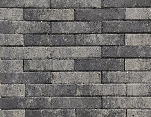 Waalformaat 6 cm grijs/zwart komo