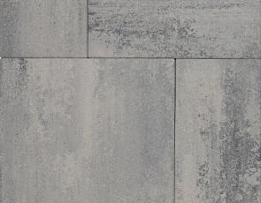 H2O comfort mixed 4 cm nero/grey