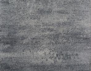 Design square 60x60x4 cm nero/grey