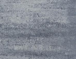Patio square 90x90x6 cm nero/grey
