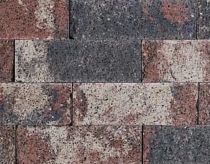 Splitrock 32x13x11 cm tricolore
