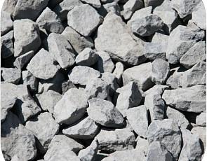 Big bag basalt split 16-32 mm zwart (ca. 1.000 kg)