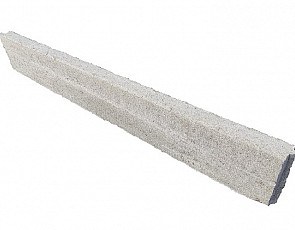Betonband 5x15x100 grijs