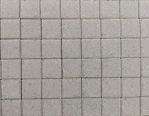 Betonstraatsteen half 8 cm grijs