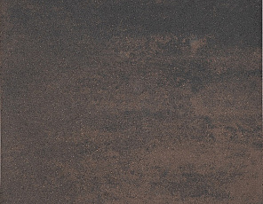 Nature top 60x60x5 cm rusty black