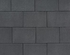 H2O comfort square 20x30x6 cm black